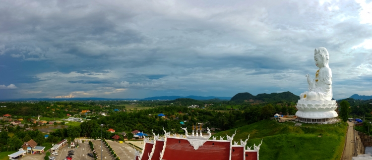 The Big Buddha in Chiang Rai