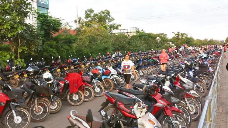Asian Motorbikes