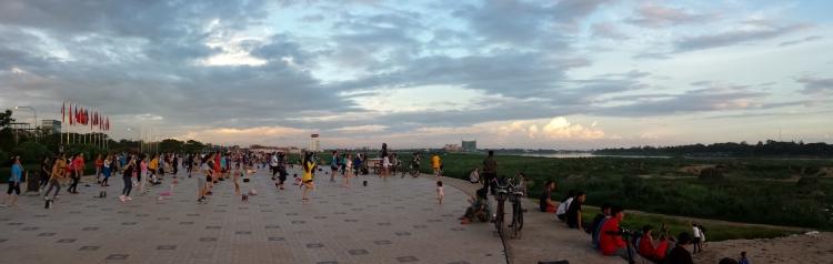 Zumba in Vientiane