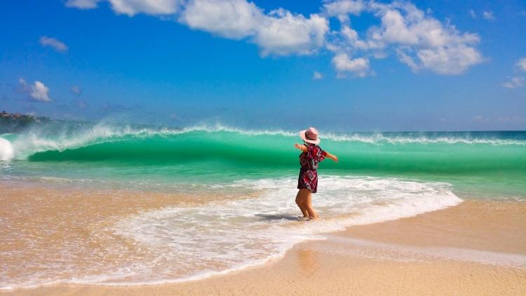 Dreamland Beach, Bali
