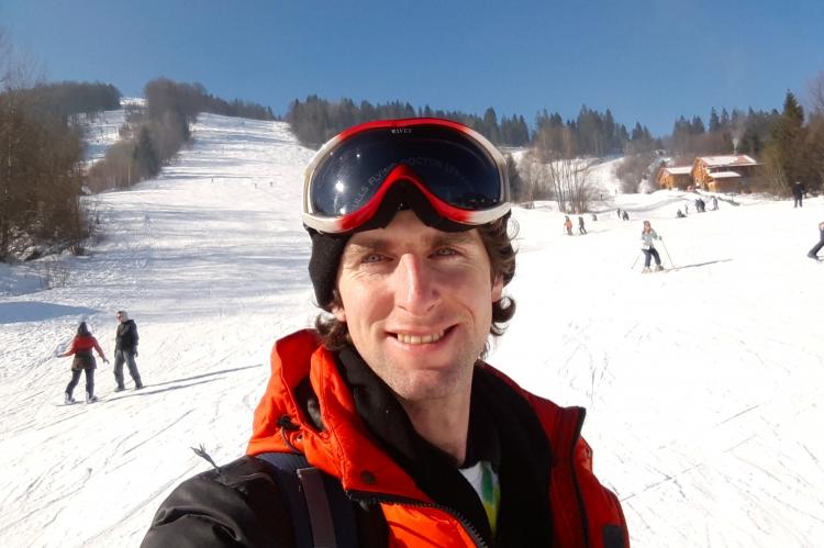 Slavske Ski Field