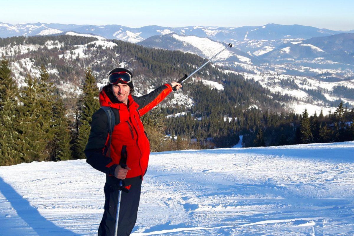 Slave Ski Field