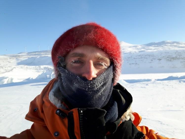 Living in Antarctica