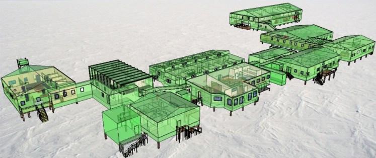 Work in Antarctica
