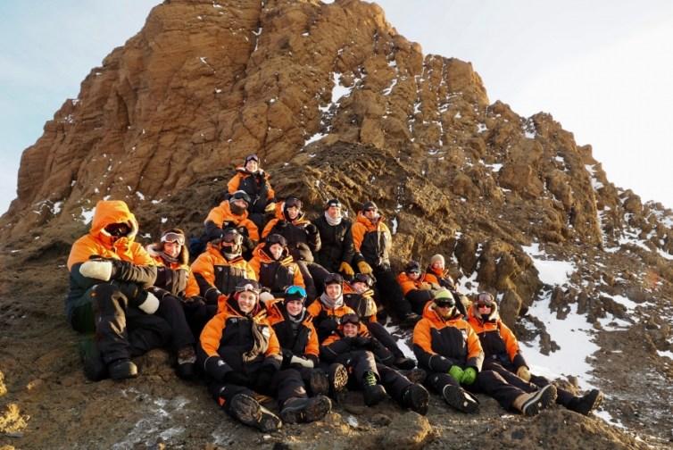 Scott Base Antarctica