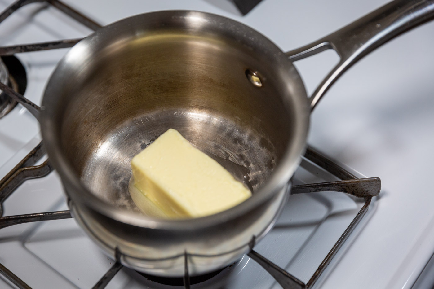 Making Brown Butter