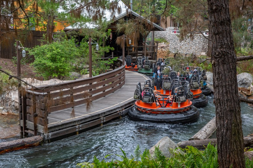 Grizzly River Run, California Adventure