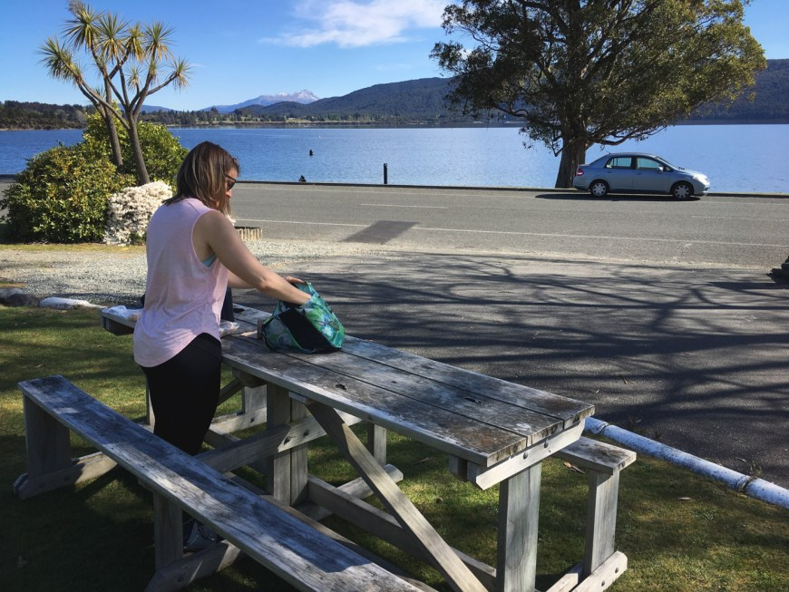 Lakefront Backpackers hostel, Te Anau, South Island, New Zealand