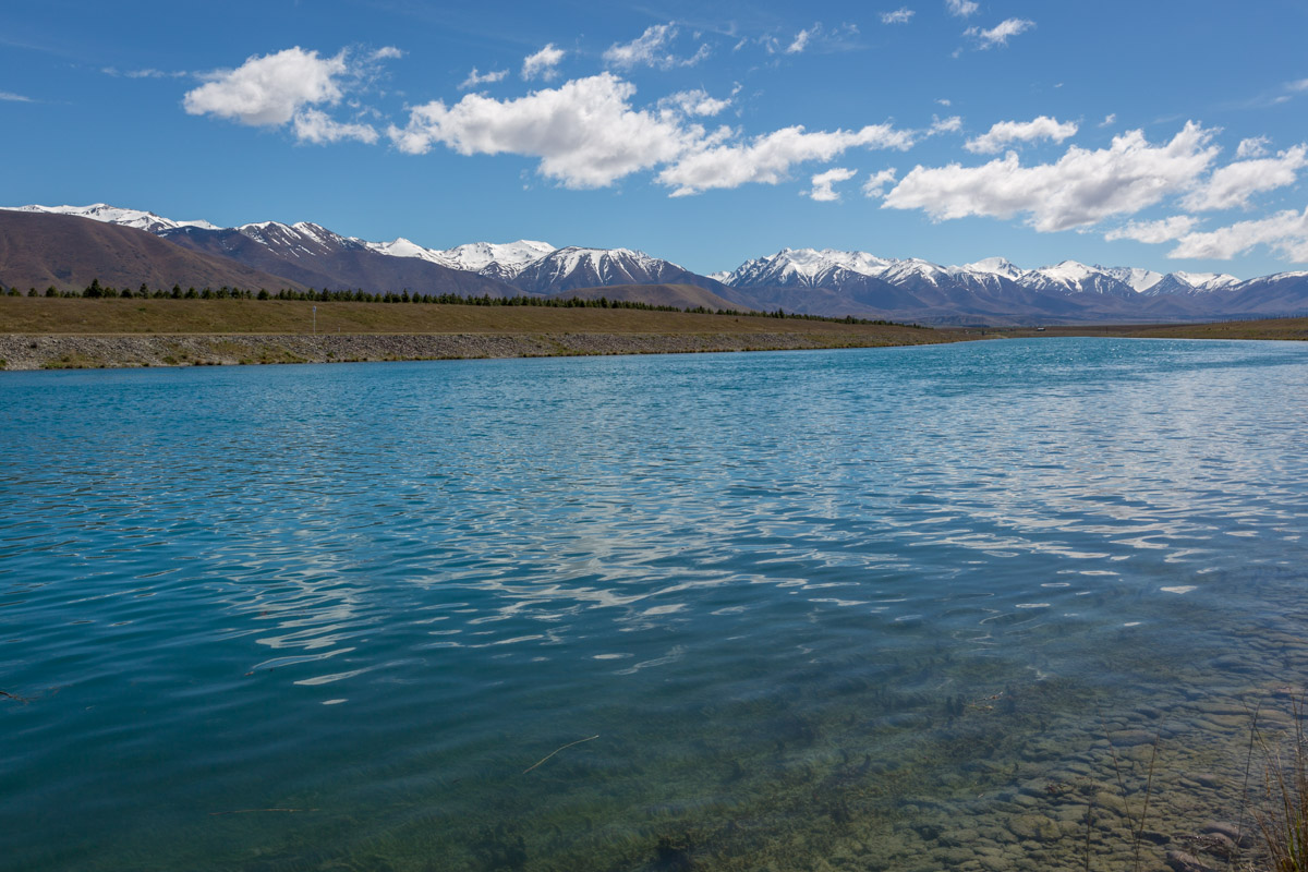 Twizel, South Island, New Zealand