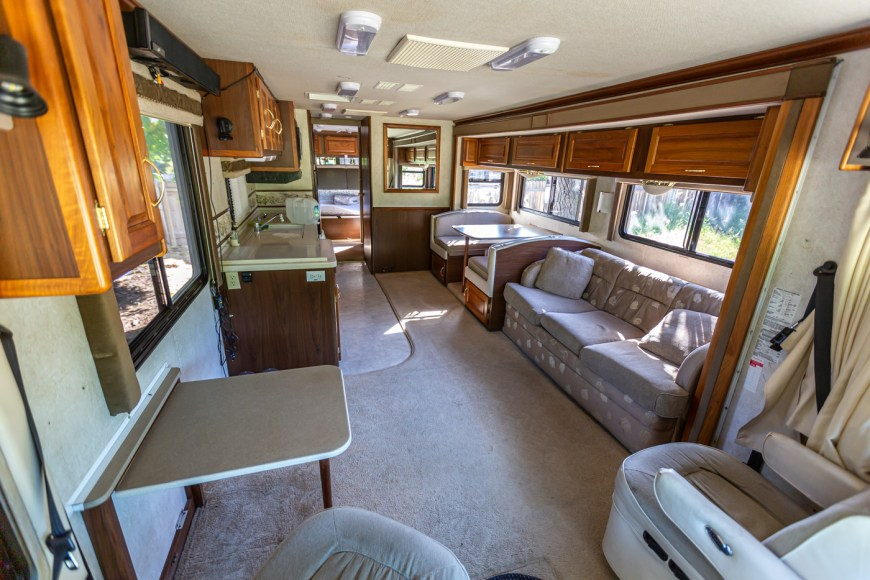 We bought an RV