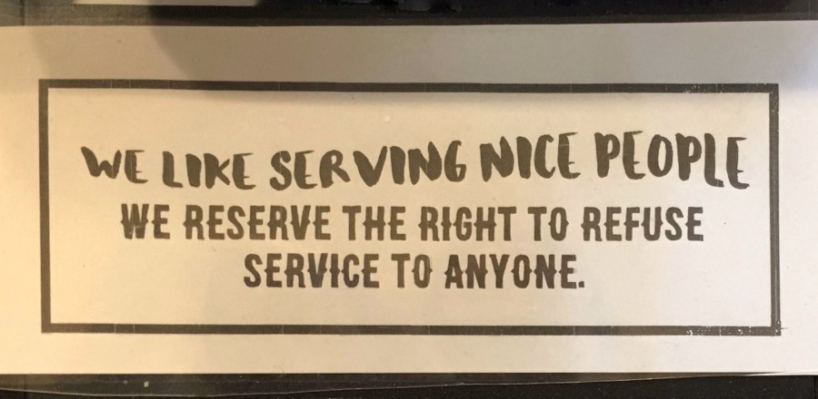 Customer Service Policy