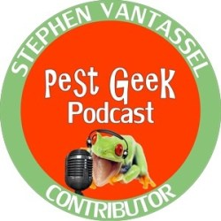 "Stephen M. Vantassel hosts a segment entitled ""Living the Wildlife"" on the Pest Geek Podcast."