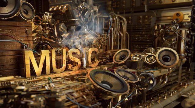 music-steampunk