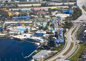 Orlando from the sky