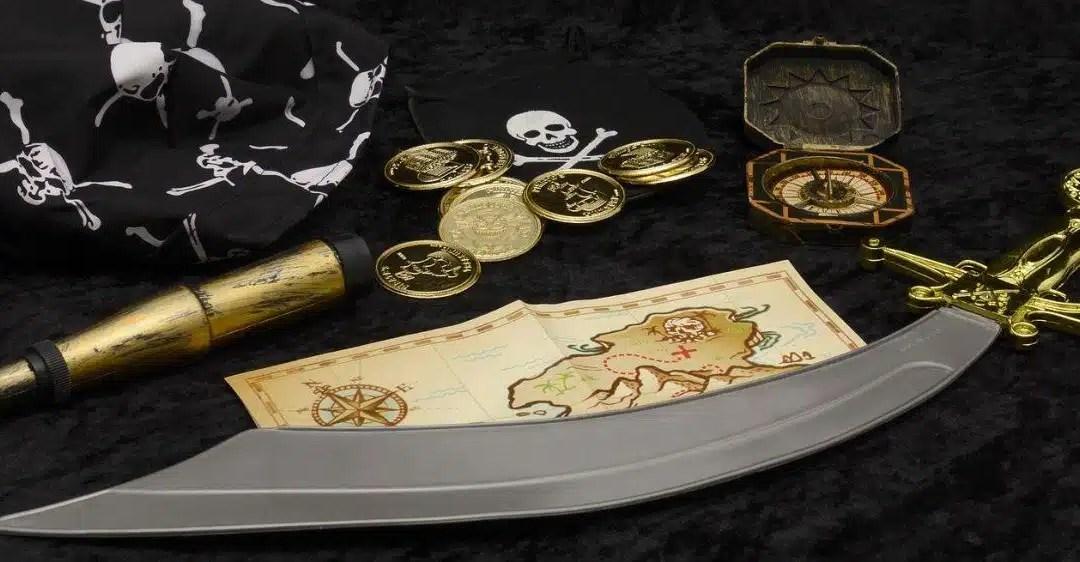 Treasure Map Story