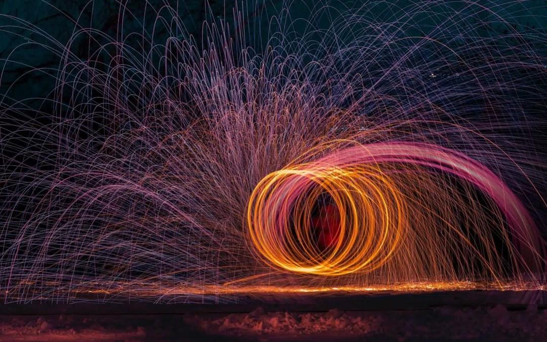 Invent a firework