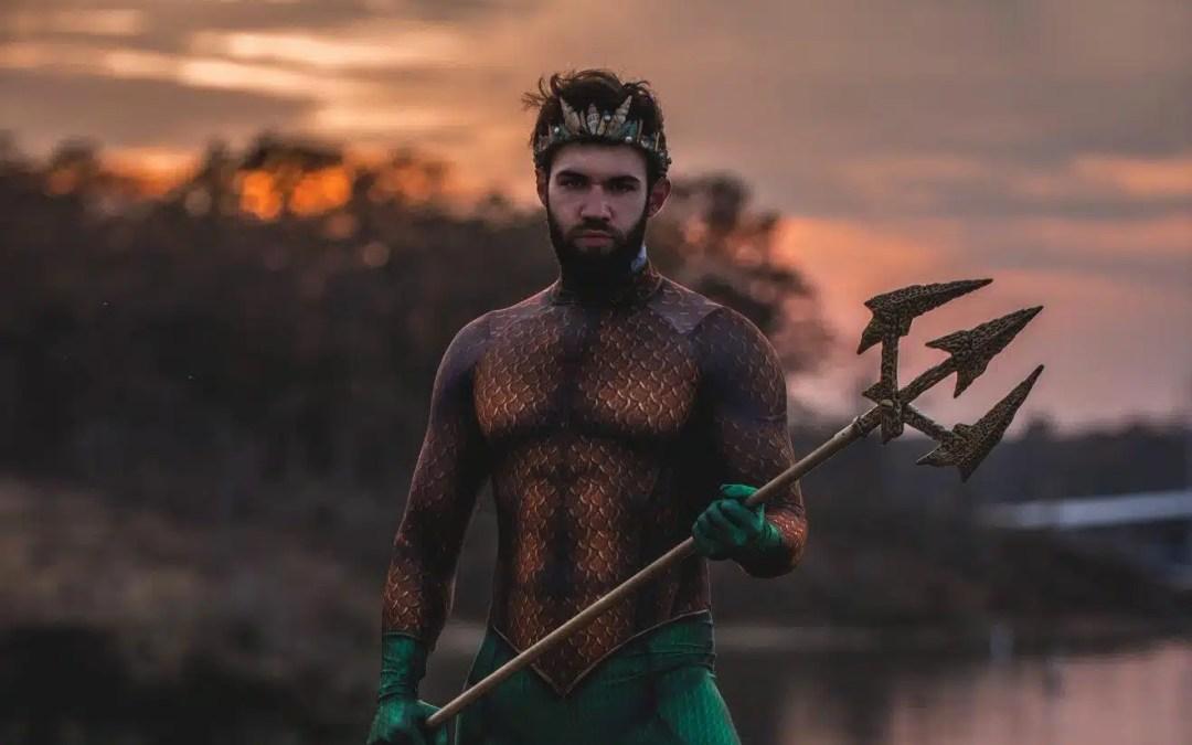 Atlantis superhero