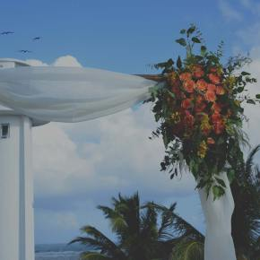 W & R, Rooftop Wedding