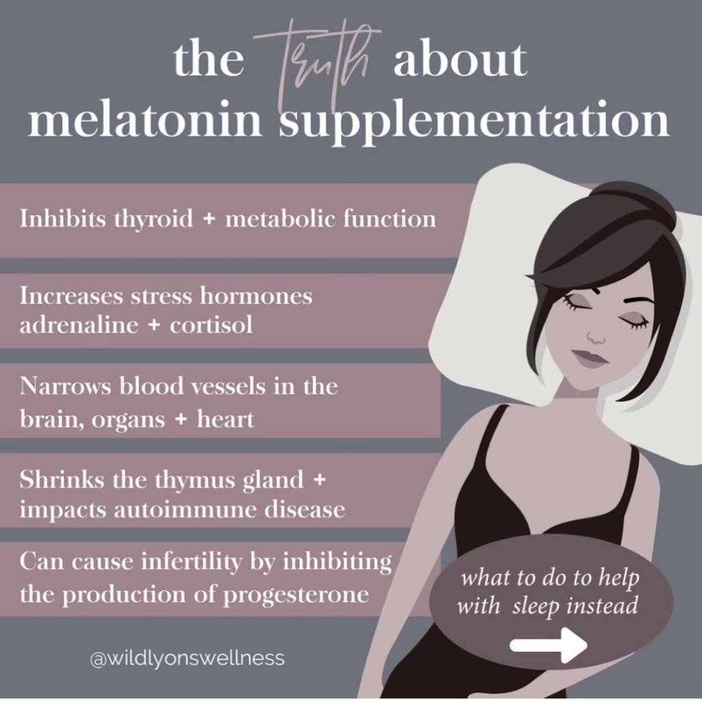 The Truth About Melatonin Supplementation