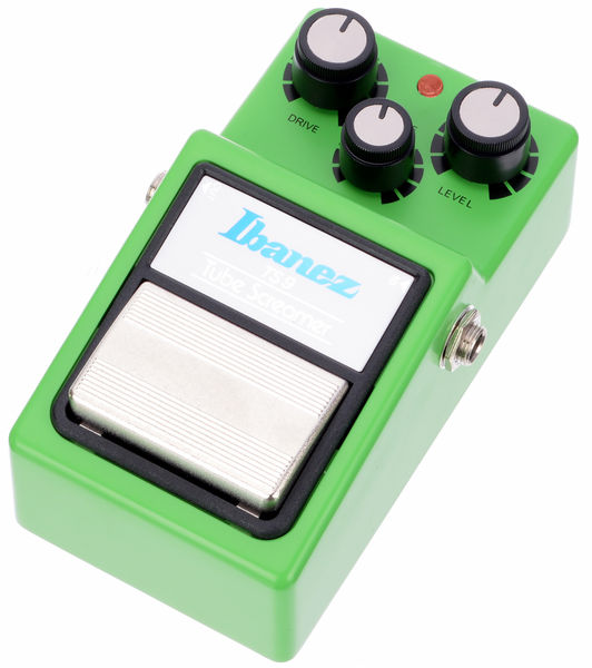 Recensioni Tube Screamer Ibanez TS9