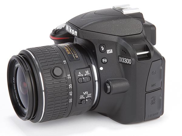 Nikon D3300 recensione