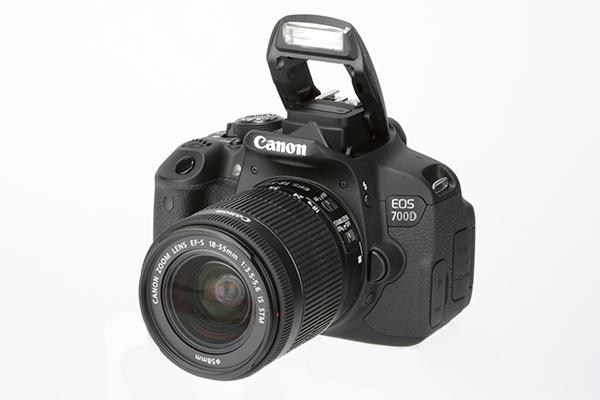 Canon EOS 700D recensione