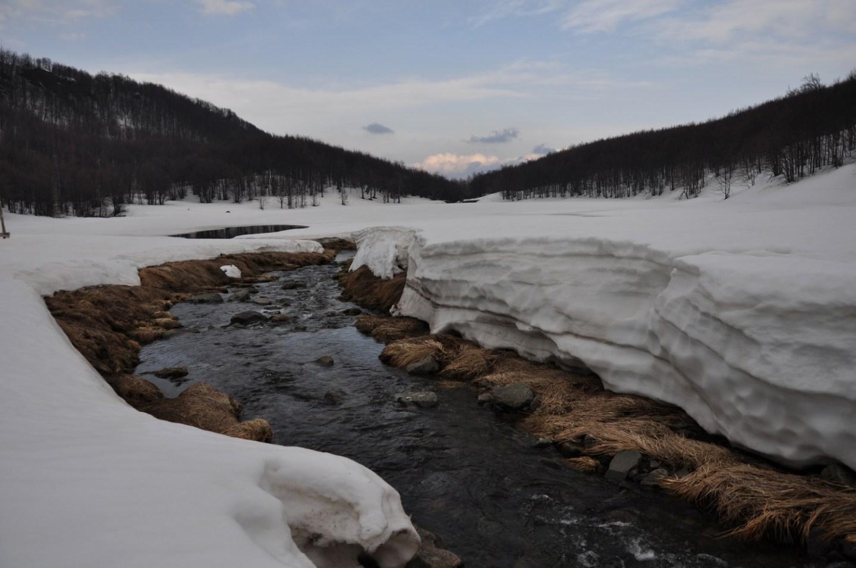 Monte Rondinaio Lago Baccio Winter Hike