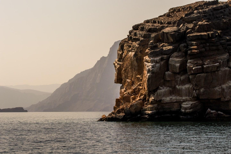 Musandam Fjords Oman dhow cruise