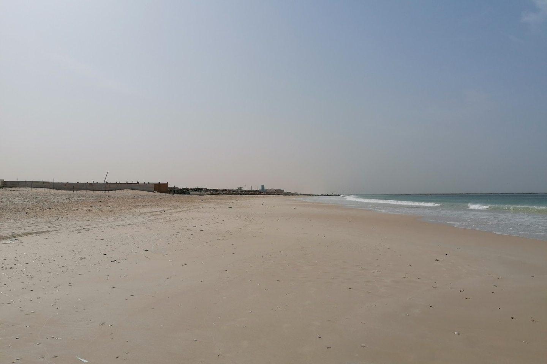 Mauritania beach coast