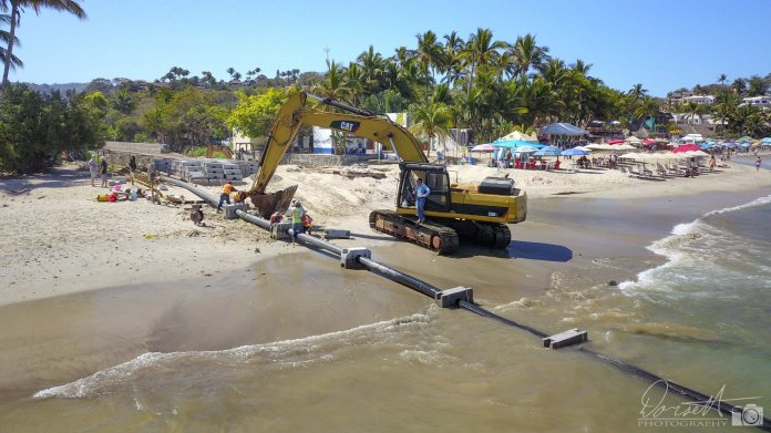 Image result for Completion of Sayulita's Wastewater Treatment Plant Upgrade & Emissor Pipe Project