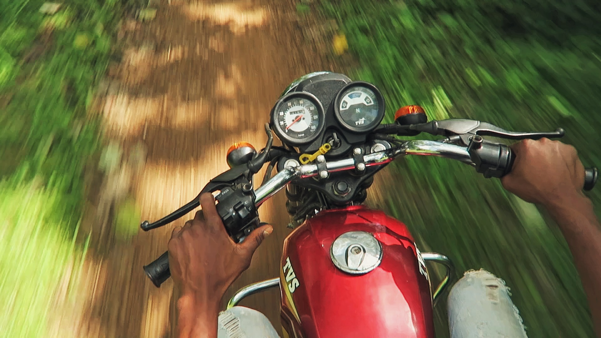 jungle-on-motorbikes