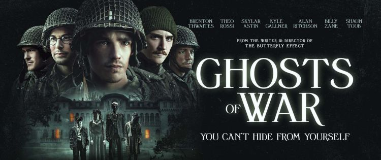 [觀影]Ghosts of War/戰爭中的鬼故事(2020)