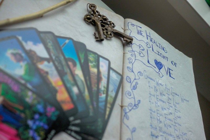 Setting Up an Altar & Sacred Space