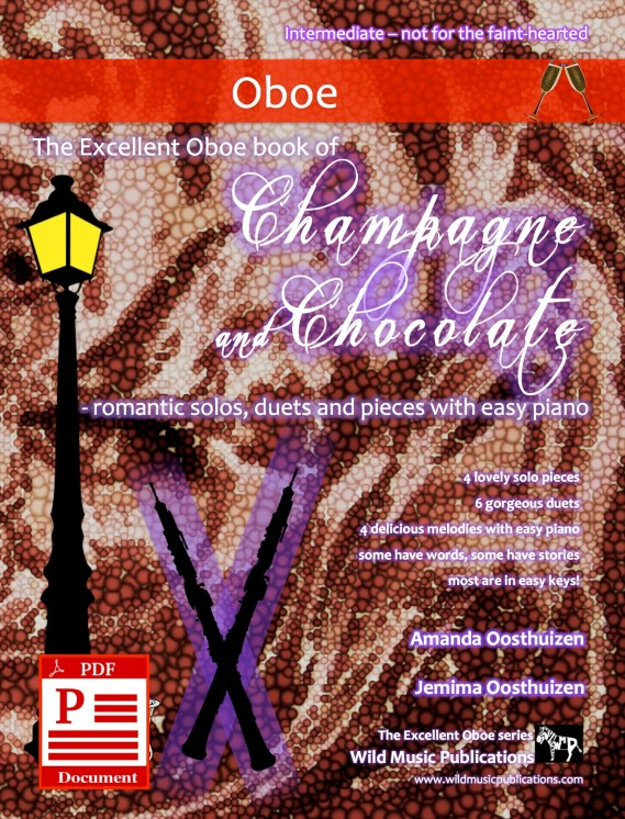 The Excellent Oboe book of Champagne and Chocolate Download
