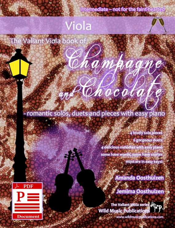The Valiant Viola book of Champagne and Chocolate - Download