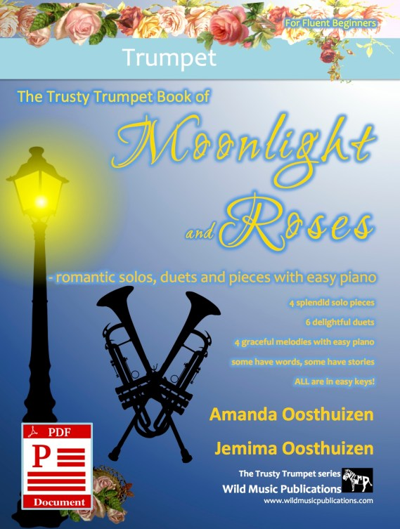The Trusty Trumpet Book of Moonlight and Roses Download