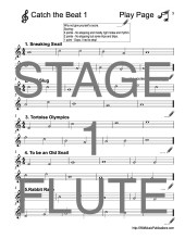 1 catch the beat play page flute2