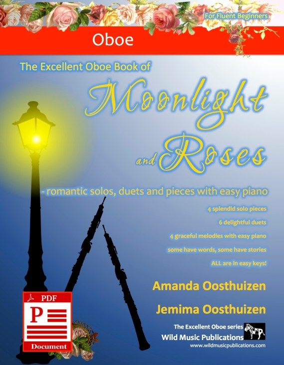 The Excellent Oboe Book of Moonlight and Roses Download