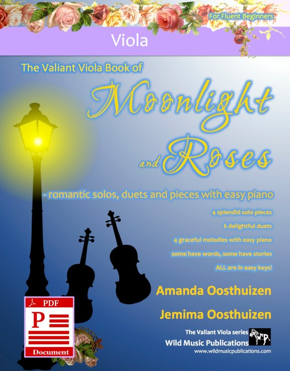 The Valiant Viola Book of Moonlight and Roses Download