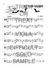 Trick or Treat - A Halloween Suite for Violas Web Sample2