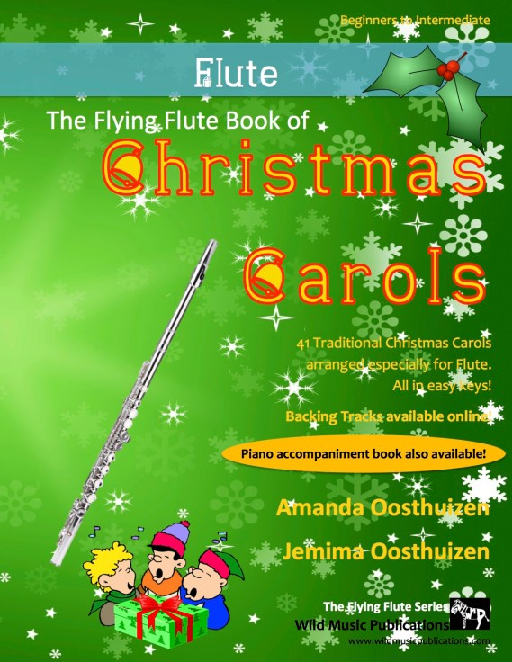 The Flying Flute Book of Christmas Carols
