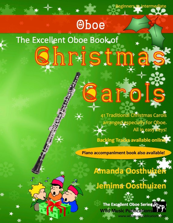 The Excellent Oboe Book of Christmas Carols
