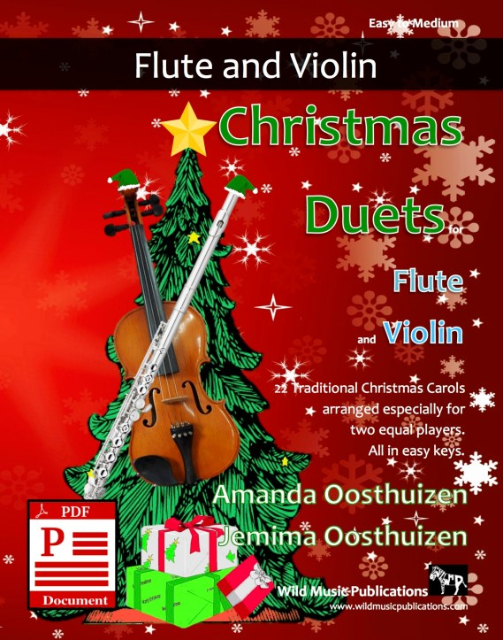 Christmas Duets for Flute and Violin Download