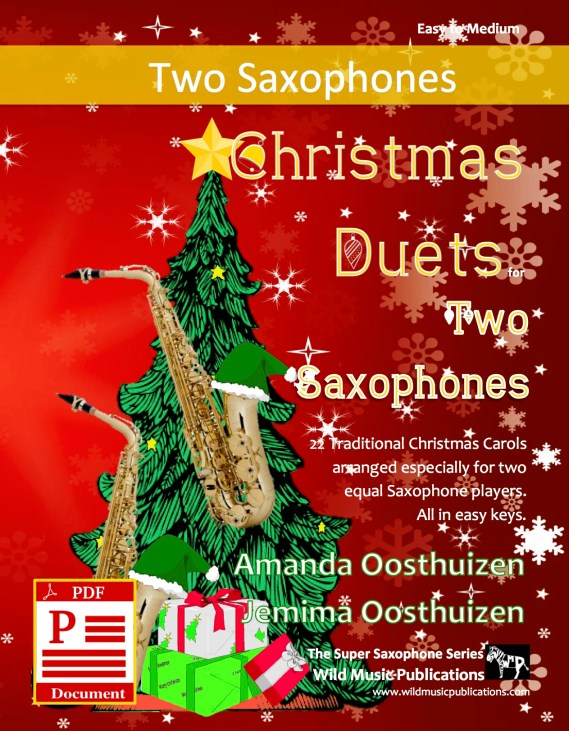 Christmas Duets for Two Saxophones Download