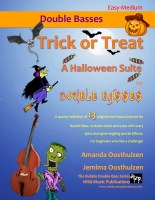 Trick or Treat - A Halloween Suite for Double Basses