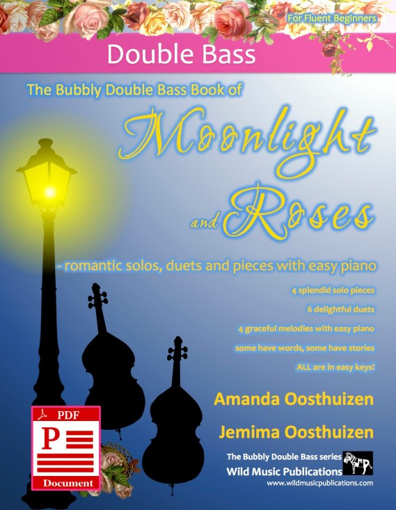 The Bubbly Double Bass Book of Moonlight and Roses Download