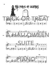 Trick or Treat - A Halloween Suite for Piano Web Sample2
