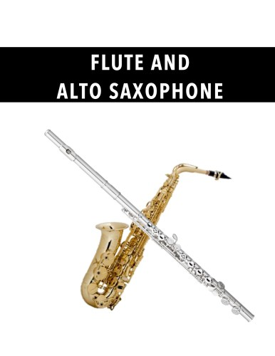 Flute and Alto Saxophone