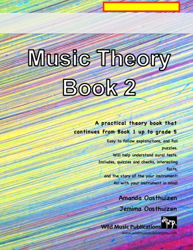 Music Theory Book 2