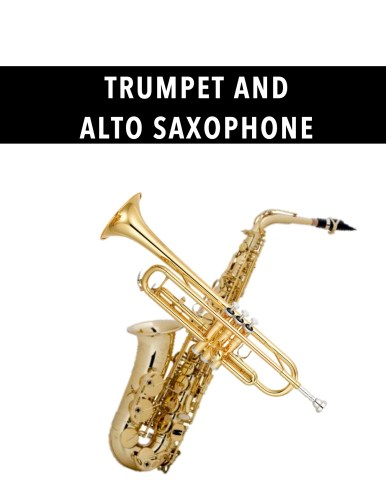 Trumpet and Alto Saxophone